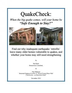 Quake-Check